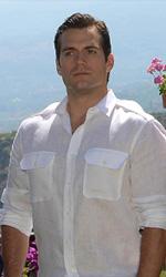 La resurrezione di Superman - In foto i protagonisti de L'uomo d'acciaio, a Taormina per presentare il film.
