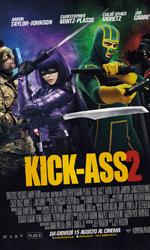 Kick-Ass 2, la locandina italiana -