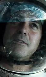 Gravity apre la Mostra del Cinema - In foto una scena del film d'apertura.
