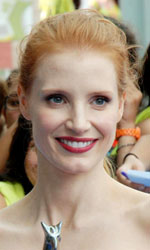 Giffoni Experience 2013: Jessica Chastain - In foto Jessica Chastain a Giffoni.