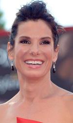 Venezia 70, il giorno di Tracks ed Emma Dante - Una sorridente Sandra Bullock alla serata inaugurale della 70. Mostra del cinema di Venezia.
