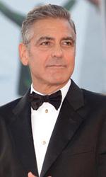 Venezia 70, il giorno di Tracks ed Emma Dante - George Clooney alla serata inaugurale della 70. Mostra del cinema di Venezia.