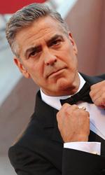 Venezia 70, il giorno di Tracks ed Emma Dante - George Clooney sul red carpet di Gravity.