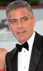 Venezia 70, il giorno di Tracks ed Emma Dante - George Clooney e Sandra Bullock sul red carpet di Gravity, film di Alfonso Cuar�n che ha ufficialmente aperto la 70. Mostra del cinema di Venezia.