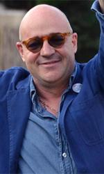 La politica degli autori: Gianfranco Rosi - In foto Gianfranco Rosi.