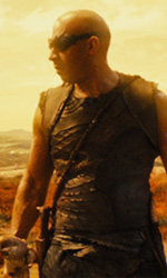 Il cinema in movimento - In foto Vin Diesel in una scena del film <em>Riddick</em>.