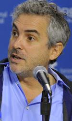 La politica degli autori: Alfonso Cuar�n - In foto Alfonso Cuar�n.