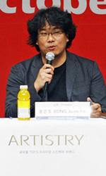 Busan 2013, gli Spietati diventano samurai - La conferenza stampa di Bong Joon-ho.