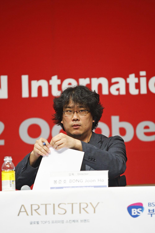 In foto Bong Joon-ho (49 anni)