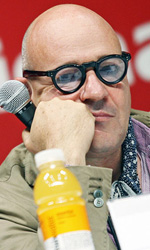 Busan 2013, cinema, cucina e intrepide soluzioni - In foto Gianfranco Rosi, regista di Sacro GRA.