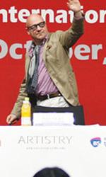 Busan 2013, cinema, cucina e intrepide soluzioni - Gianfranco Rosi.