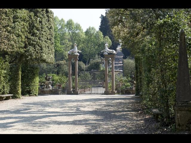 Giardini dei medici limonaie e minizoo - I giardini di bacco ...