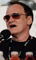 Busan 2013, l'ultima cena - Quentin Tarantino al Festival di Busan.