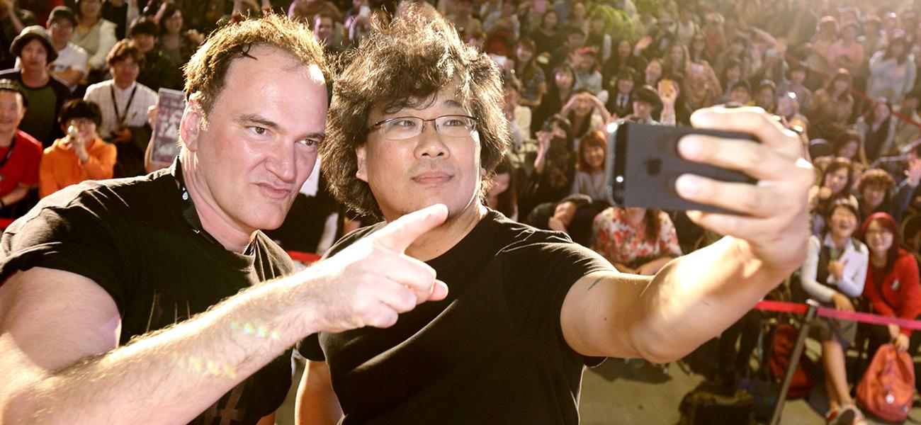In foto Quentin Tarantino (55 anni)