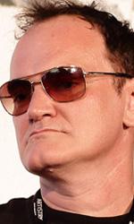 Tarantino a Busan - In foto Quentin Tarantino e Bong Joon-ho a Busan.