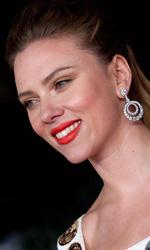 Festival di Roma 2013, oggi è di scena il dramma - Scarlett Johansson sul red carpet del film di Roma.