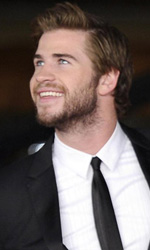Festival di Roma 2013, Fasulo ultimo italiano in concorso - Liam Hemsworth, Jennifer Lawrence e Josh Hutcherson.