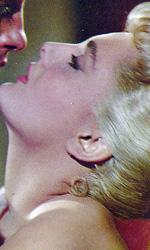 Podest�: bellezza e stile - In foto Rossana Podest� e Jacques Sernas in una scena del film <em>Elena di Troia</em> di Robert Wise.