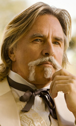 I PGA annunciano le nomination - In foto Don Johnson in una scena di <em>Django Unchained</em>.
