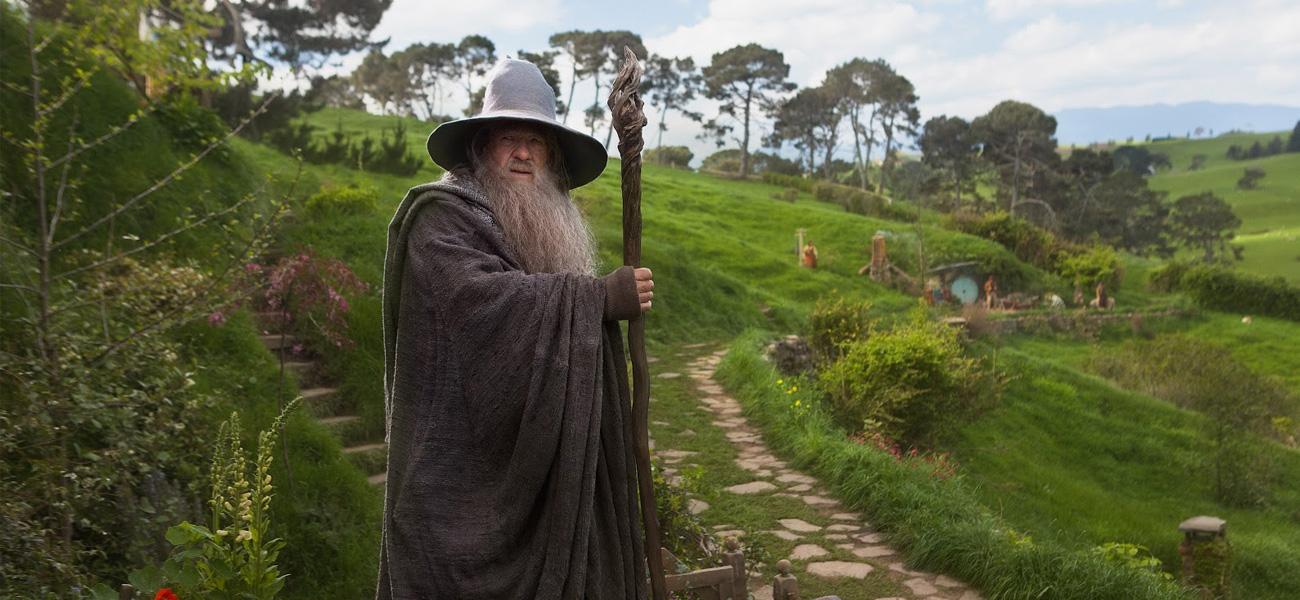 Sostegni alla produzione: un bene o un male? - In foto una scena del film <em>Lo Hobbit - Un viaggio inaspettato</em>.