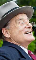 ONDA&FUORIONDA - In foto Bill Murray nei panni di Roosevelt nel film di Roger Michell A Royal Weekend.