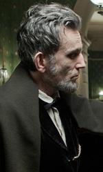 L'arte del compromesso - In foto Daniel Day-Lewis e Joseph Gordon-Levitt in una scena del film.