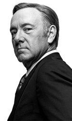 Netflix e la scommessa House of Cards - In foto i protagonisti della serie <em>House of Cards</em>.