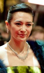 Berlinale 2013, il giorno di Gus Van Sant - Zhang Ziyi e Tony Leung sul red carpet della Berlinale, prima della proiezione del film The Grandmasters.