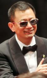 Berlinale 2013, il giorno di Gus Van Sant - Il regista di The Grandmasters, Wong Kar Wai, e il direttore della Berlinale Dieter Kosslick.