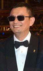 Berlinale 2013, il giorno di Gus Van Sant - Wong Kar Wai con la moglie e Zhang Ziyi.