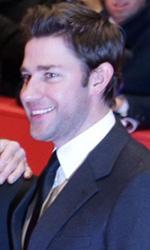 Berlinale 2013, in concorso Shia LaBeouf contende la donna a un boss - Gus Van Sant, Matt Damon e John Krasinski sul red carpet del film Promised Land.