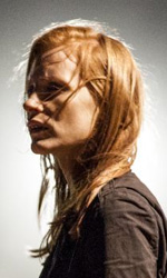 Fantasmi di guerra - Jessica Chastain nei panni di Maya nel film <em>Zero Dark Thirty</em> di Kathryn Bigelow.