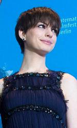 Berlinale 2013, il giorno delle donne - Hugh Jackman e Anne Hathaway al photocall del film Les Mis�rables.