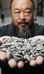 Ai WeiWei: Never Sorry su MYMOVIESLIVE! - In foto l'artista Ai Weiwei in occasione dell'allestimento di