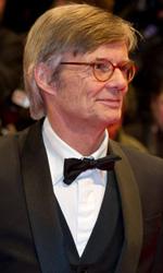 Berlinale 2013, rivive il mito di River Phoenix - Bille August e Pernilla August sul red carpet del film A night train to Lisbon.