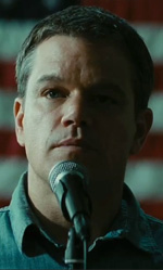 Sindrome americana - In foto Matt Damon, protagonista del film Promised Land.