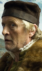 A Ravenna e Milano pittura e cinema nella pazzia - In foto Rutger Hauer in una scena del film <em>I colori della passione</em> di Lech Majewski.