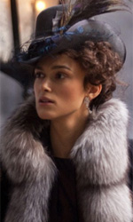 Il cinema in <em>movimento</em> - In foto Keira Knightley in una scena del film Anna Karenina di Joe Wright.