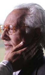 Enzo Jannacci: artista, milanese, unico - In foto Enzo Jannacci durante le riprese di La bellezza del somaro.