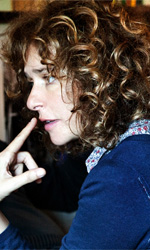 Nice Russia 2013, grande accoglienza per Valeria Golino - Valeria Golino con Jasmine Trinca e Carlo Cecchi sul set del film Miele.