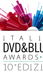 Italian DVD&BluRay Awards 2012, i premi - 