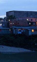 Dal Brasile a Milano - In foto una scena del film Un giorno devi andare di Giorgio Diritti.