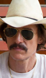 Il cinema della magrezza - In foto Matthew McConaughey in una scena di Dallas Buyers Club.