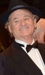 Berlinale 2014, il giorno di Whitaker e Keitel - Bill Murray sul red carpet.