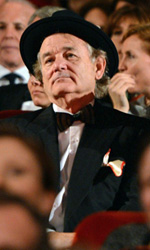 Berlinale 2014, il giorno di Whitaker e Keitel - Edward Norton, Tilda Swinton, Bill Murray, Saoirse Ronan e Tony Revolori.