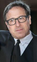 Berlinale 2014, il giorno di George Clooney - In foto David O. Russell, regista di American Hustle - L'apparenza inganna.