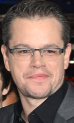 Berlinale 2014, oggi � di scena Lars von Trier - Harry Ettlinger e Matt Damon.