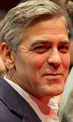 Berlinale 2014, oggi � di scena Lars von Trier - Il red carpet del film di George Clooney Monuments Men.