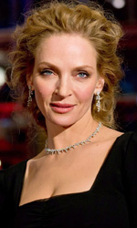 In foto Uma Thurman (47 anni)