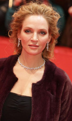 In foto Uma Thurman (48 anni)